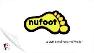 VGM Retail - Preferred Vendor: Nufoot