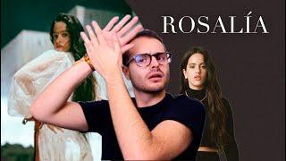 EL CONCIERTO DE LA ROSALIA 💃 | GER