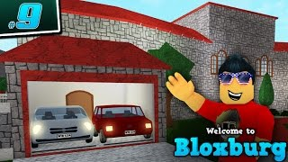 OUR DOPE NEW CAR in Welcome to BloxBurg!! - Ep. 9 | Roblox