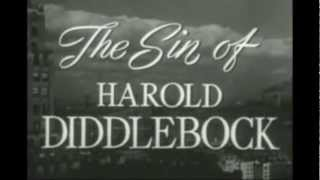 The Sin of Harold Diddlebock (1947)