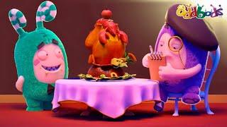 Oddbods | MỚI | Odd Cooking Secrets | Phim Hoạt Hình Vui Nhộn Cho Trẻ Em