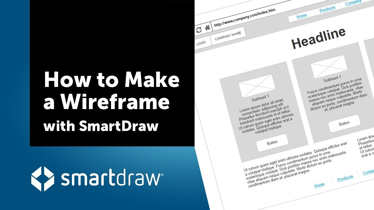How to Create a Wireframe for Websites, Mobile Apps, and More