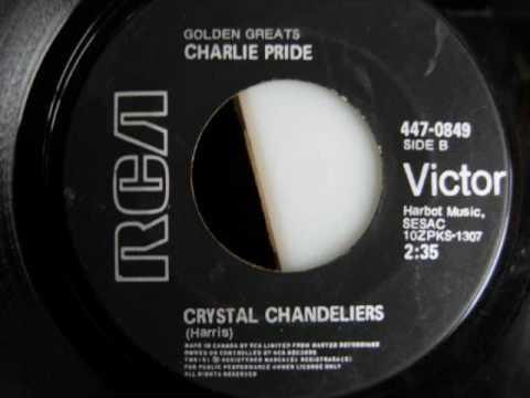 Charlie pride crystal chandeliers youtube charlie pride crystal chandeliers mozeypictures Images