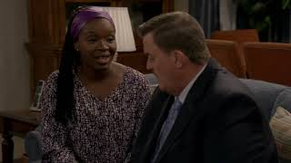 "Bob Hearts Abishola 1x18 Sneak Peek Clip 2 ""Sock Wife"""