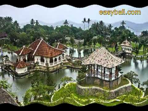 Best Tourist Spots Of Magnificent Bali Island Youtube
