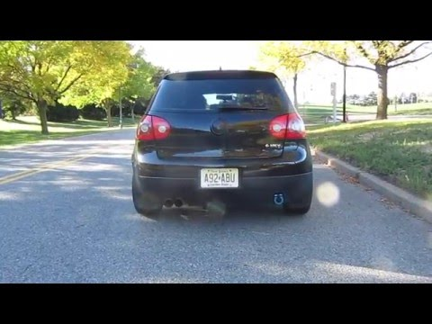 2008 VW Rabbit: Decatted