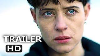 MILLENIUM A GAROTA NA TEIA DE ARANHA Trailer Brasileiro LEGENDADO (2018) Suspense Filme