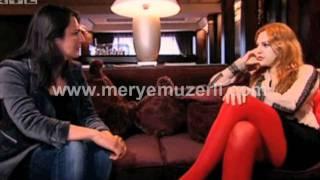 Meryem Uzerli (Meriem Userli) Röportaj ...