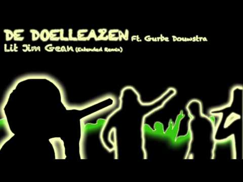 De Doelleazen Ft. Gurbe Douwstra - Lit Jim Gean (Extended Remix)