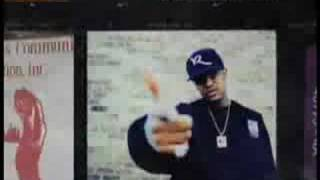 """C-Murder """"Posted on the Block"""" video"""