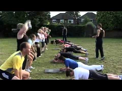 Cheshire Fitness Outdoor Bootcamps