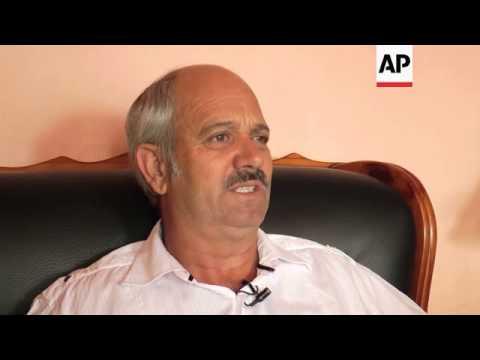 Mandela's former jailer on Robben Island talks about his former prisoner