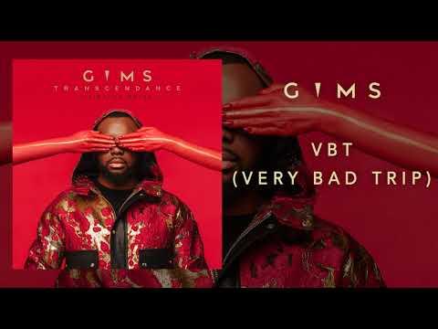 GIMS - VBT (Very Bad Trip) (Audio Officiel)