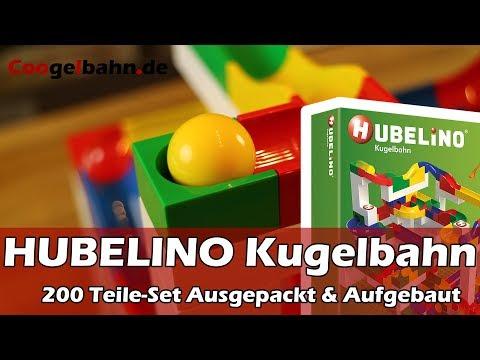 Hubelino Kugelbahn 200 Teile Tolle Kugelbahn Für Kinder Ab