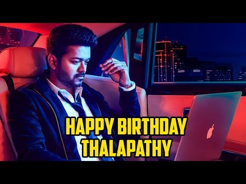SS Music Special Celebratory video for Thalapathy Birthday !