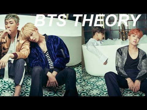 BTS Theory: V IS THE DEVIL - BTS Blood Sweat & Tears Theory/Explaination