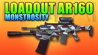 Video Loadout - AR160 Mid Range Monstrosity | Battlefield 4 Assault Rifle Gameplay download MP3, 3GP, MP4, WEBM, AVI, FLV September 2018