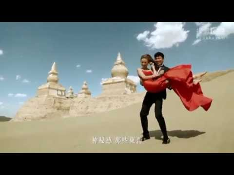 """長路在沙丘"" (Peter Ho+Peggy Lin)"