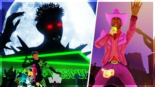 LIL NAS X ROBLOX CONCERT | FULL CONCERT | Old Town Road, Rodeo, Panini, Holiday
