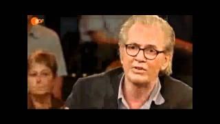 Jürgen Todenhöfer Abrechnung mit Sarrazin und Westen - ZDF Markus Lanz -- Feindbild ISLAM