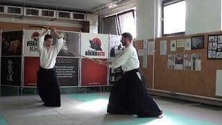 ken no awase 2 [TUTORIAL] Aikido advanced weapon technique