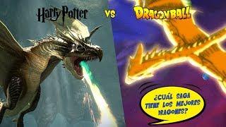 Dragon ball vs Harry Potter ¿Cuál saga tiene los mejores dragones? - Programa 10