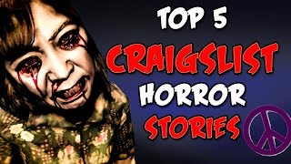 TOP 5 TERRIFYING TRUE SCARY CRAIGSLIST STORIES: Horror Stories From Reddit (#11)