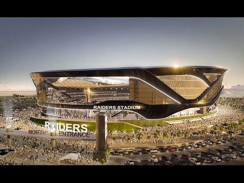 The Oakland Raiders are moving to Las Vegas: Check out their stadium