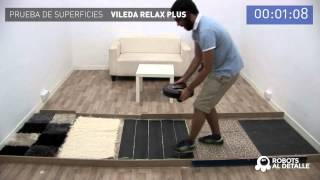 Prueba Superficies Vileda Relax Plus