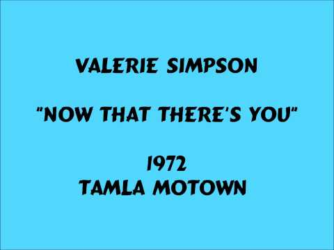 Valerie Simpson - Now That Theres You - 1972