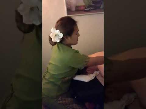 Massage - Trapezmuskel