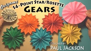 Origami Gears!!!