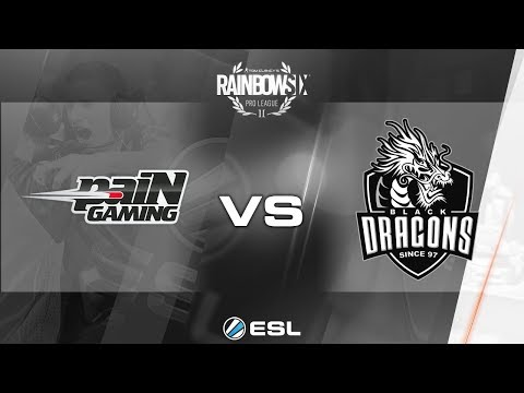 Rainbow Six Pro League - Season 3 - LATAM - Pain Gaming vs. Black Dragons - Week 1