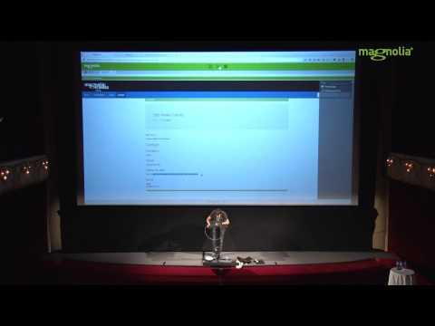 Seamless integration with Magnolia's REST API