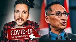 COVID-19 and what's next! Peter McKinnon Interviews Canadian Deputy Chief Public Health Officer