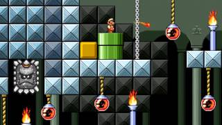 Super Mario Bros. X (SMBX) - Mario Classic - Boss showcase - part 1/2