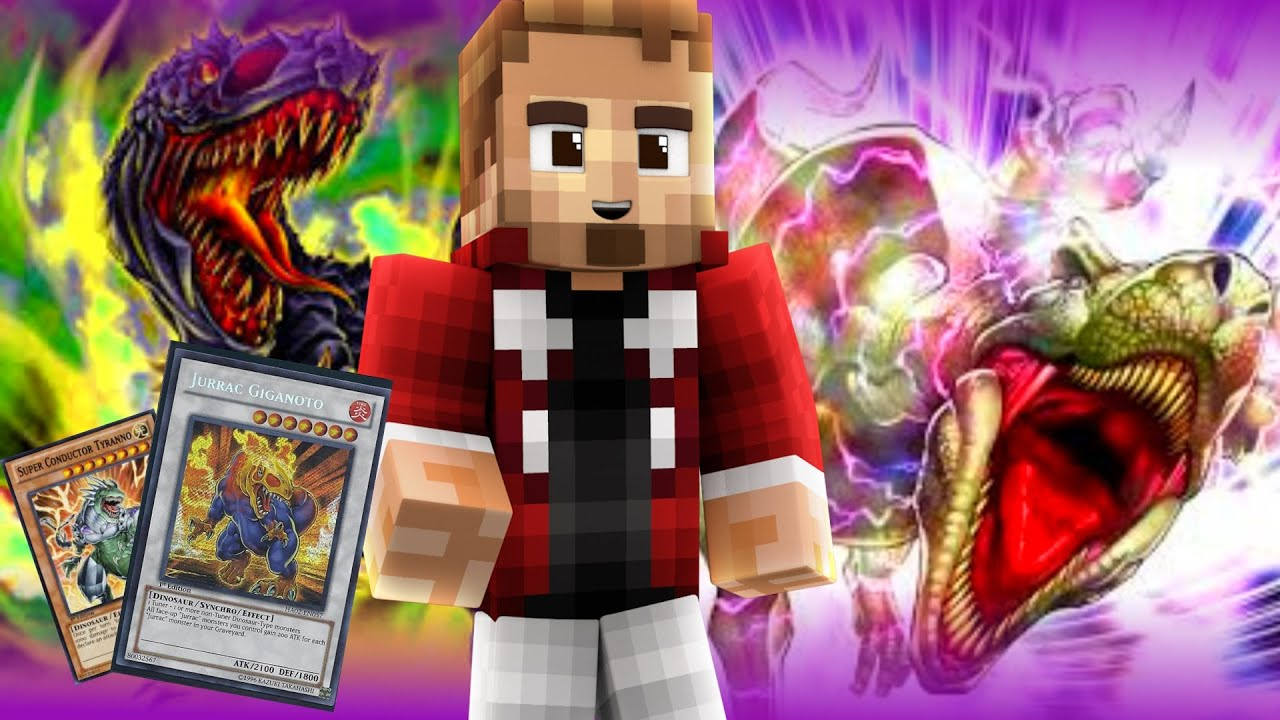 Yu gi oh minecraft roleplay deck profile dinosaur decks youtube minecraft roleplay deck profile dinosaur decks ccuart Images