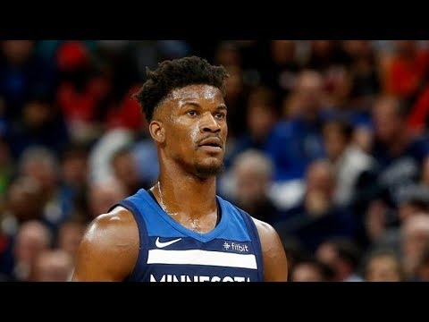 Jimmy Butler Wants To Leave The Timberwolves?