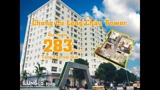 Chung cư Long Châu Tower - Căn hộ view sông triệu đô duy nhất tại TpVinh| SÀN BĐS TÂM QUÊ