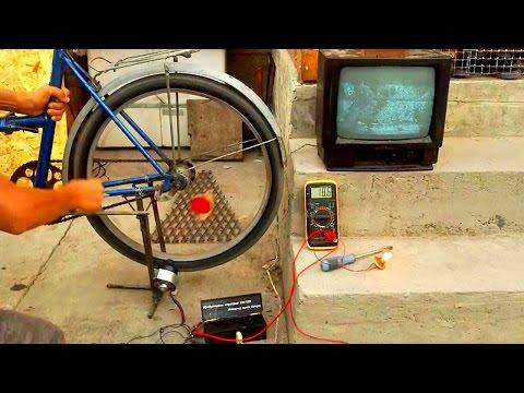 видео: Генератор на 220 вольт своими руками
