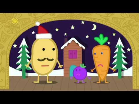 Peppa Pig – Mr. Potato's Christmas Show (25 episode / 4 season) [HD]