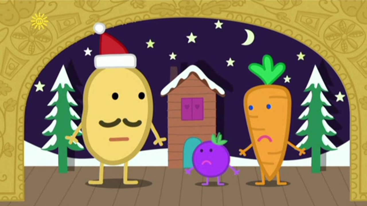 Peppa Pig - Mr. Potato's Christmas Show (25 episode / 4 season) [HD]