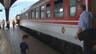 RAILWAYS KOSOVO TRAIN KOSOVO SJ SWEDEN VAGEN HK KZ NEW COLOR