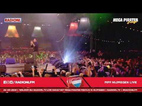 24-03-2018 Mega Piraten Festijn Nijmegen