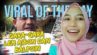 VIRAL HARI INI: Heboh soal Anggaran Pemprov DKI Jakarta, Lem Aibon hingga Bolpoin