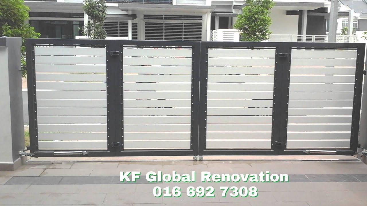 Main Gate Services in Malaysia 016-6927308 - YouTube