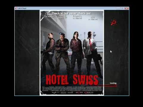 Left4Dead Mapping: Create Custom Movie Poster and VPK Part 3