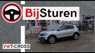 BijSturen - 2019 VW Volkswagen T-Cross 1.0TSI 115PK Life test review