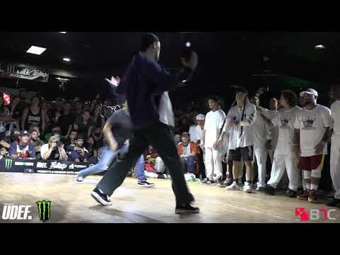 Found Nation Vs MZK | Top 16 | Freestyle Session 20 | Pro Breaking Tour
