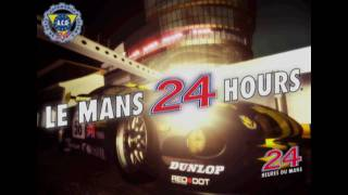 PS1 - Le Mans 24 Hours - Intro